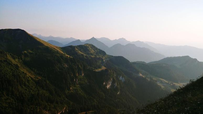 Massif montagneux Chablais
