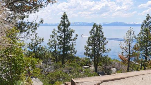 panorama lac tahoe