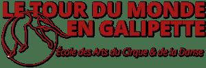 Logo Le Tour du Monde en Galipette