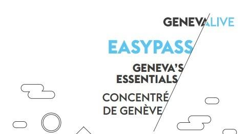 Geneva easy pass : le city pass de l'offre Forever young pour le sseniors