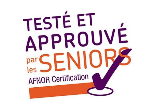 Dispositif teste et approuve par les seniors de l'AFNOR