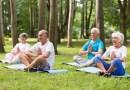 Animation yoga en vacances