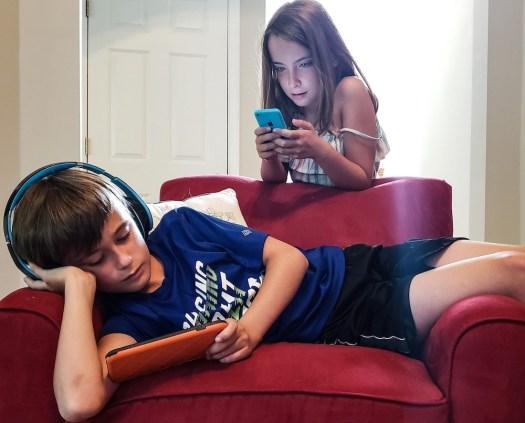 Niños adictos a la tecnología, en el Nuevo Mundo Digital