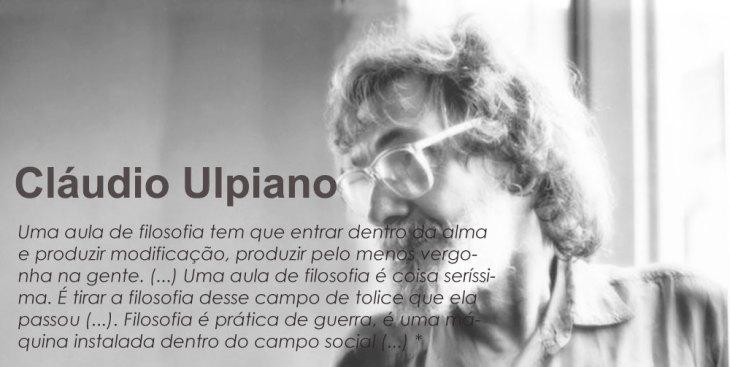 Cláudio Ulpiano, filosofia