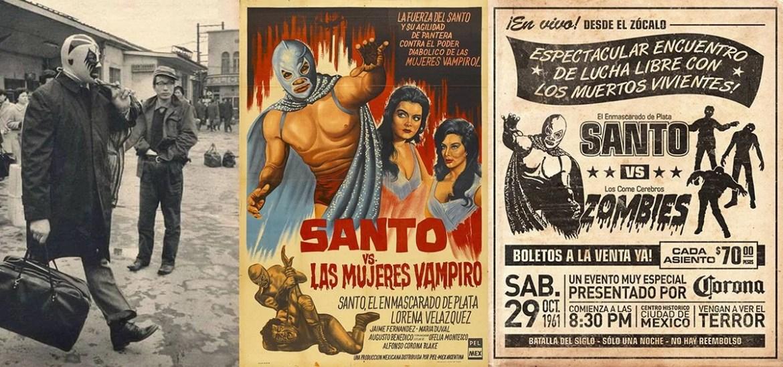 Carteles, lucha libre mexicana