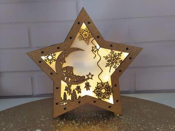 Lámpara decorativa Led OSITO