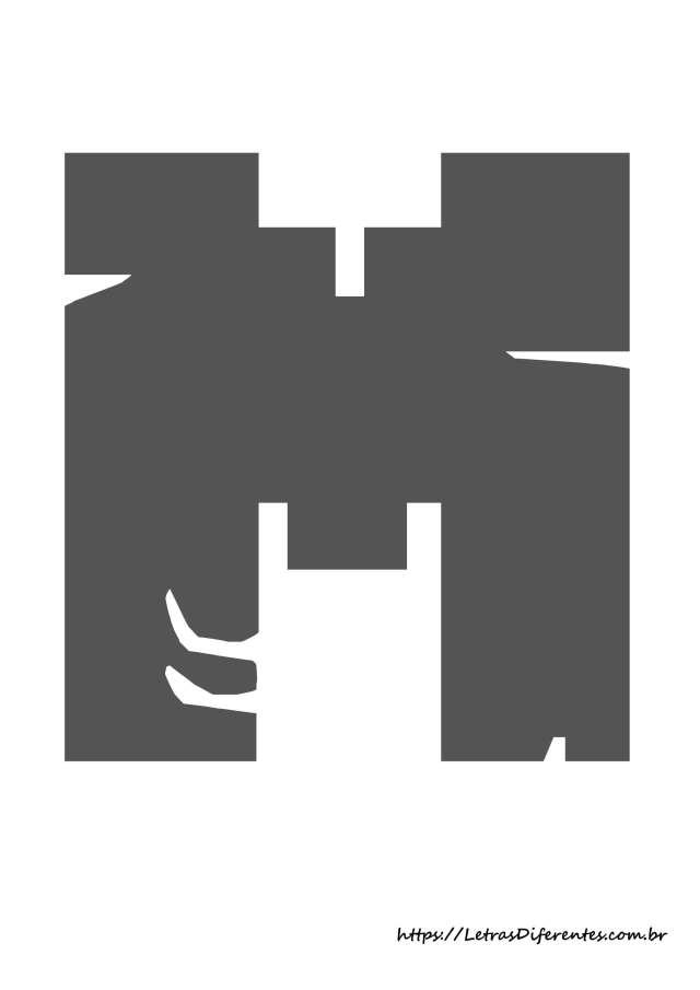 alfabeto letras m minecraft para imprimir (14)