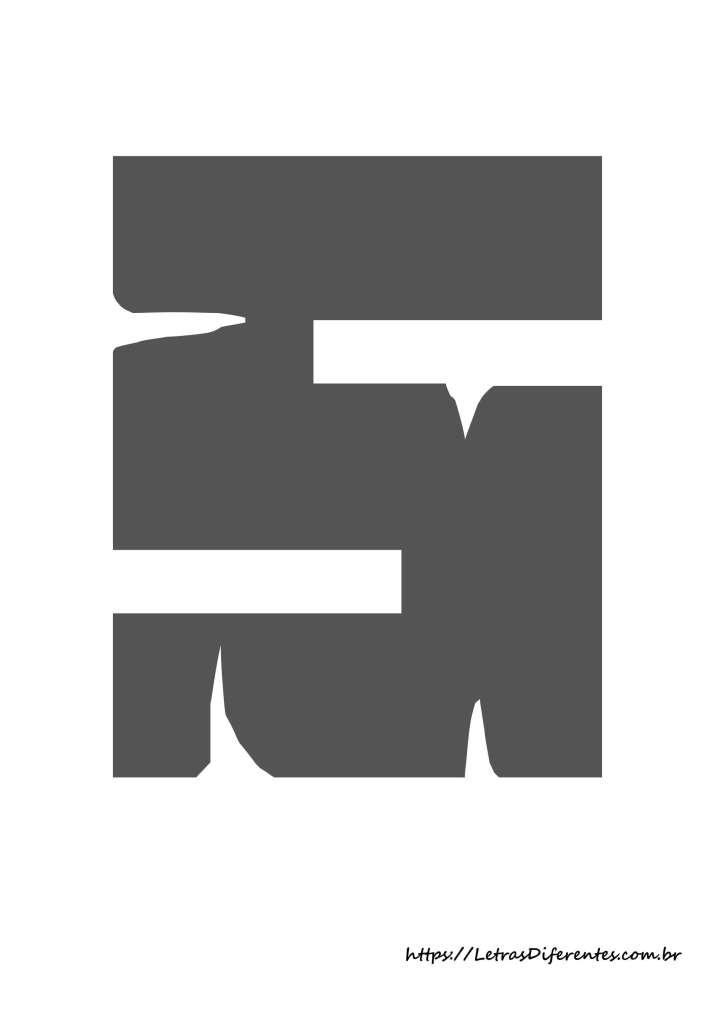 alfabeto letras s minecraft para imprimir (20)