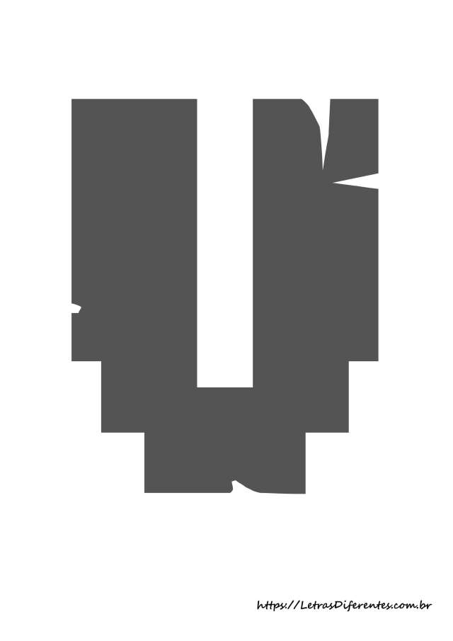 alfabeto letras v minecraft para imprimir (23)