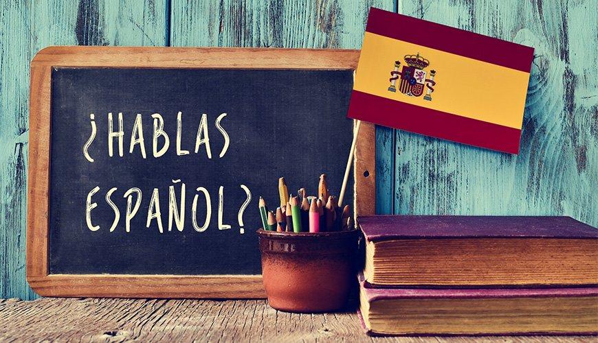 Mi Primera Clase de Español
