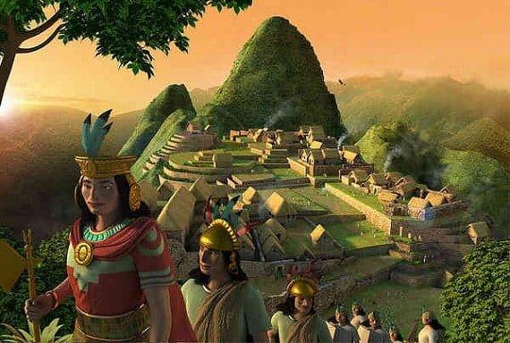 Los Incas | Ισπανικά