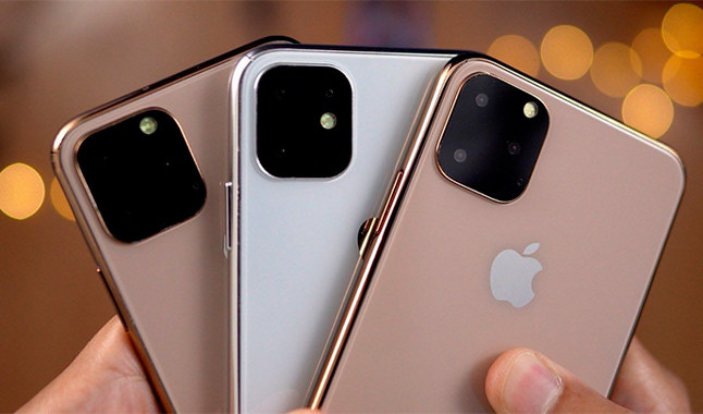 La evolución deI IPhone