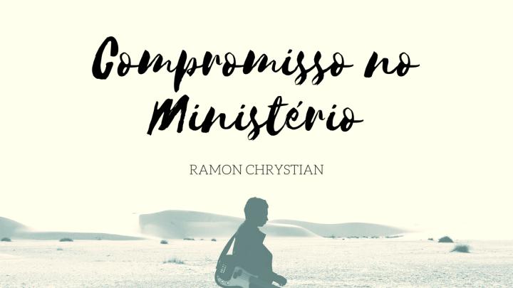 Compromisso no ministério