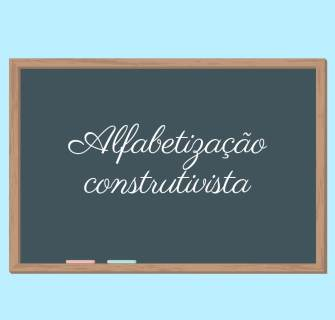 Proposta de construtivismo para a alfabetização e seus pontos principais