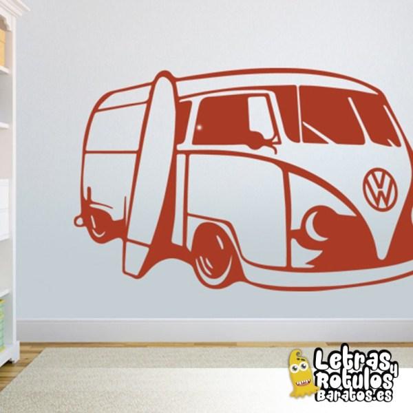 Furgoneta Volkswagen T 1 Surfera