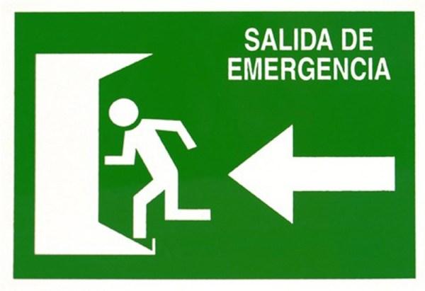 Salida De Emergencia IZQ