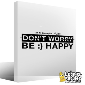 Don´t worry