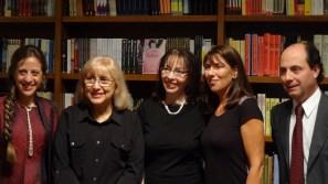 Maricel Mayor Marsán, Patricia Blumenreich, Patricio Palacios