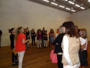 Encuentros con el arte. Visita guiada en español.PAMM