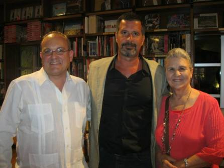Letra Urbana Encuentros . Pablo Cano, George Sánchez Calderón, Alette Simnons-Jimenez