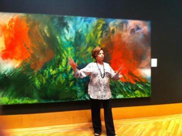 Encuentros con el arte. Offerings