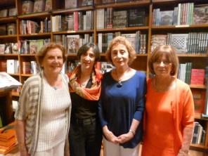Letra Urbana Encuentros@ Books and Books. Dra. C. Bulacio