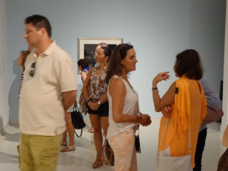 Visita guiada en español. NSU Art Museum