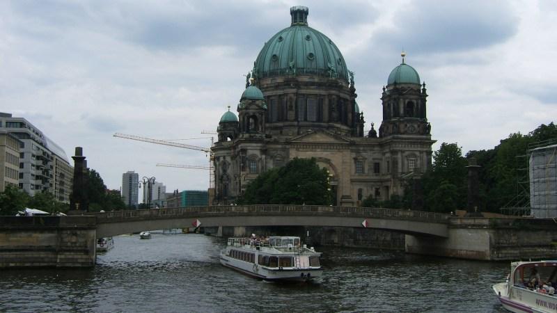 Berlín. Una ciudad simbólica | Letra Urbana
