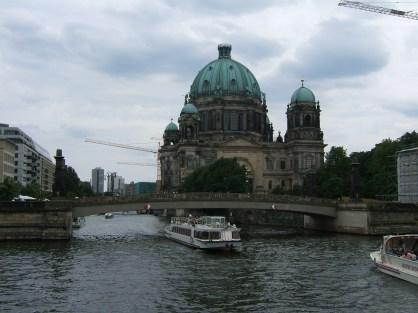 Catedral y Río Spree
