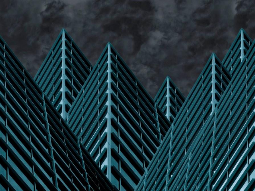 Industrialized peaks