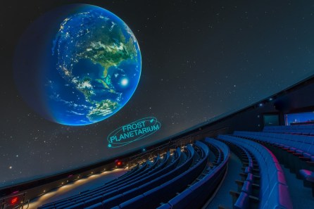 Frost Planetarium (interior)_Photo by Ra-Haus