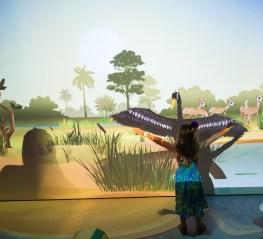 River of Grass Exhibition @ Frost Science (interior)_Photo by Rodrigo Varela