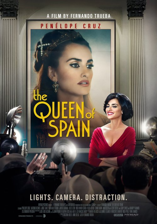 La Reina de España/ The Queen of Spain