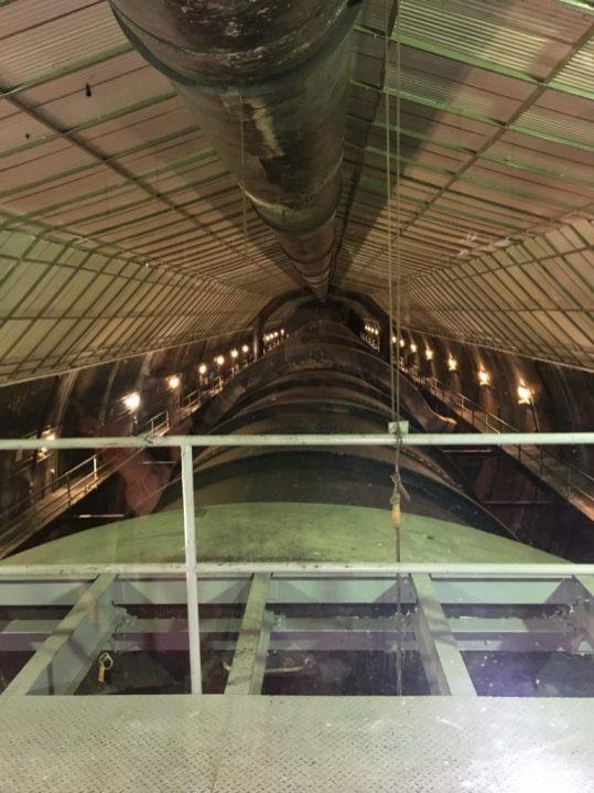 Inside the Hoover Dam