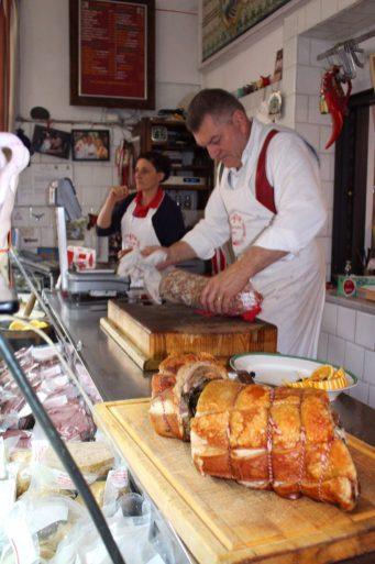 Lunch with Dario Cecchini in Chianti Italy