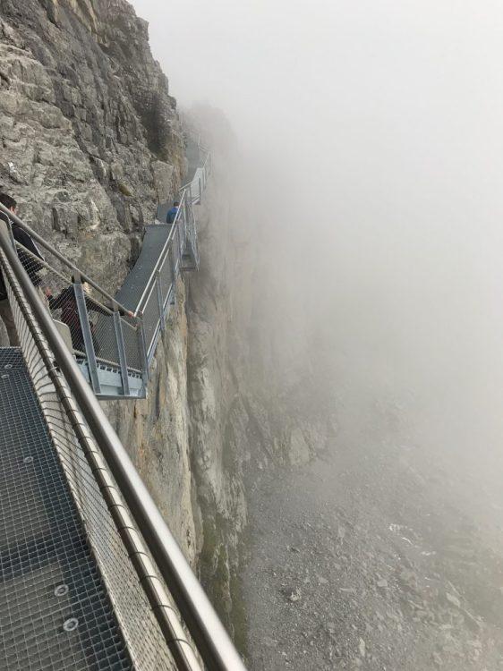 Thrill Walk at Birg Switzerland