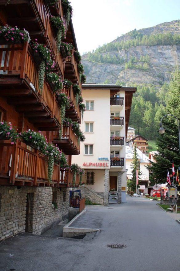 Hotel Alphubel, Zermatt, Switzerland