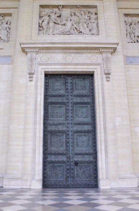 Pantheon in Paris France