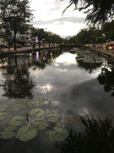 Sunset Chiang Mai, Thailand
