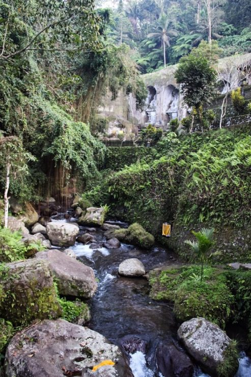 Grounds of Gunung Kawi ubud bali