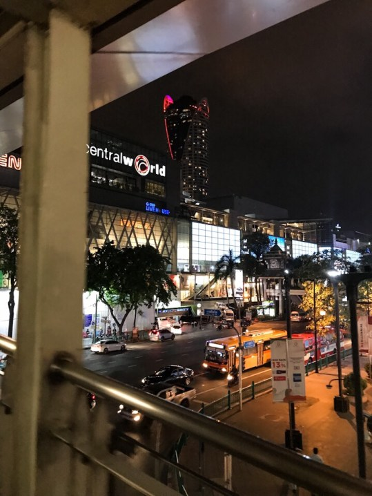 CentralWorld Bangkok Thailand