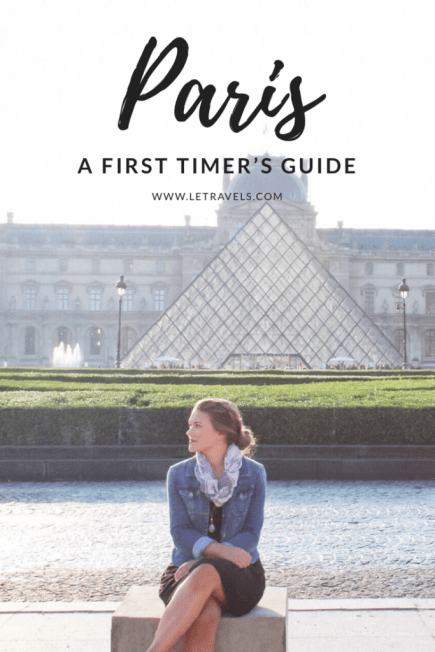 Paris is such an incredible city, but planning can be daunting. This guide is a time saver with everything you need to know in one place. Read this before your Paris trip! | #travel #paris #parisfrance #france #europe #parisguide
