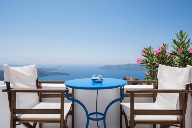 Villa Anita Cliff Suite 2 - Santorini Airbnb