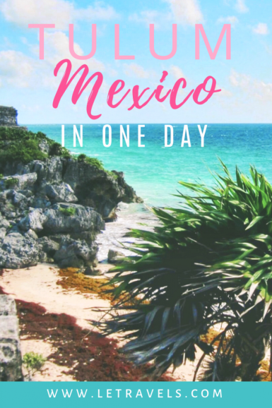Tulum, Mexico in One Day   Tulum, Mexico is an amazing place to explore   See what you can do in one day   #tulum #mexico #travelguide #travelitinerary