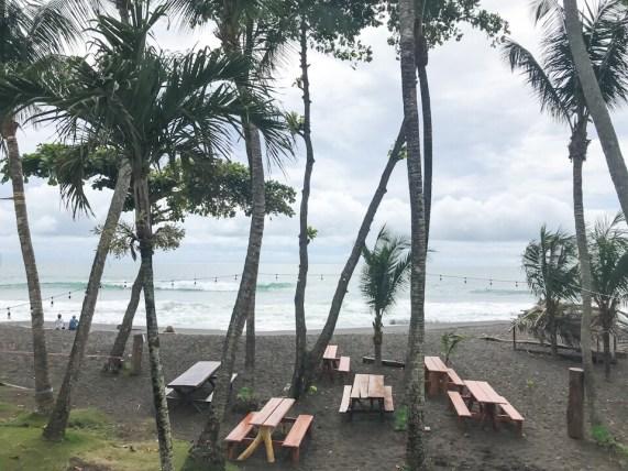 View from Vida Hermosa in Costa Rica