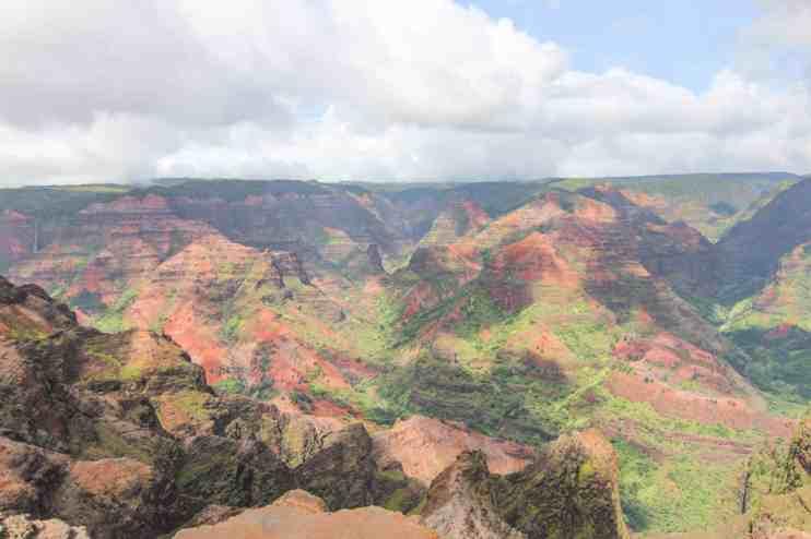 top photo spots kauai
