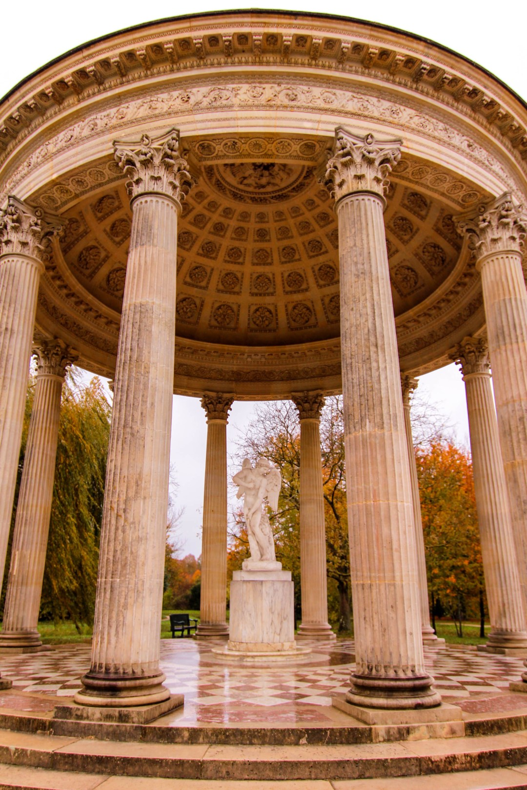 temple of love in versailles