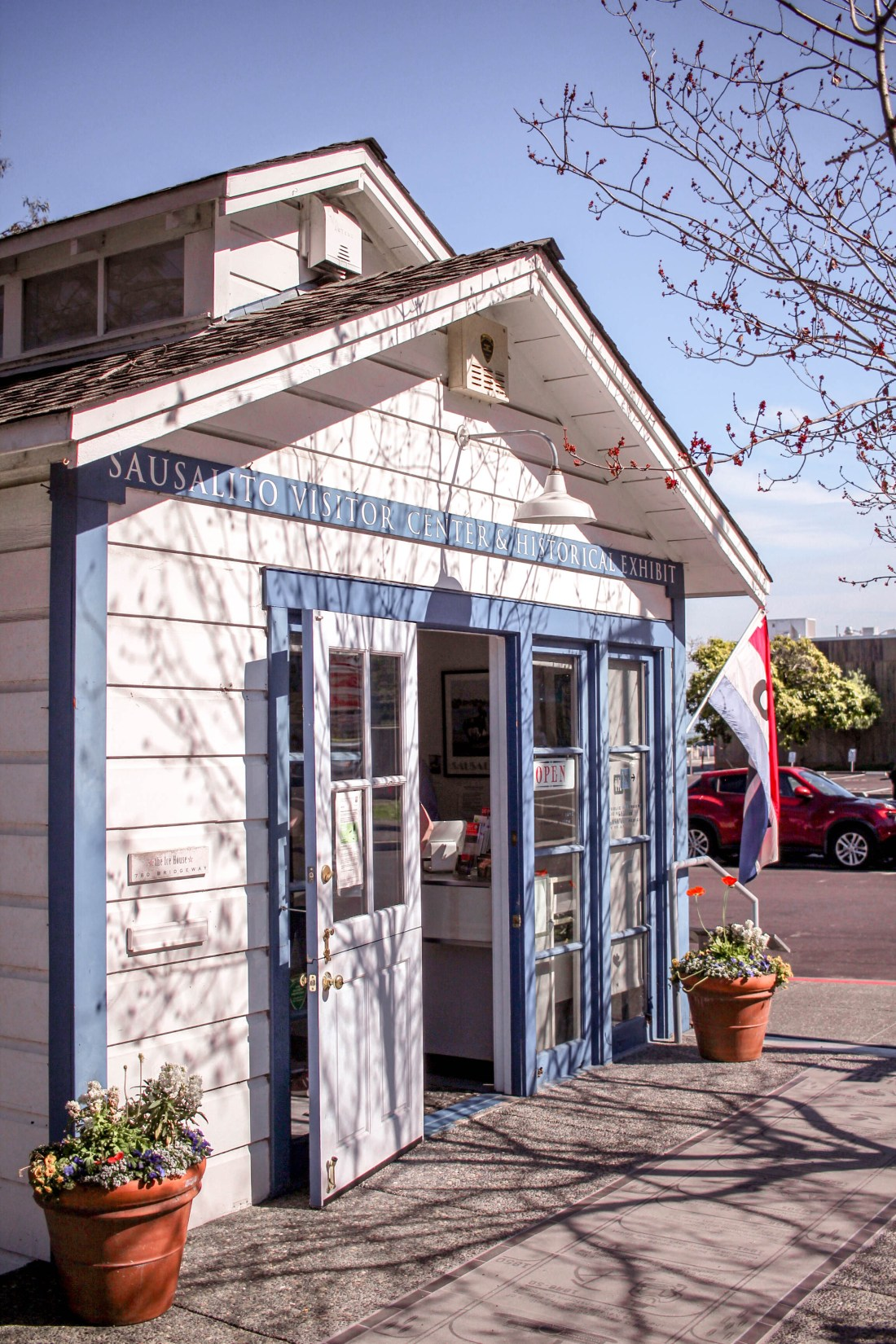 Sausalito visitor center