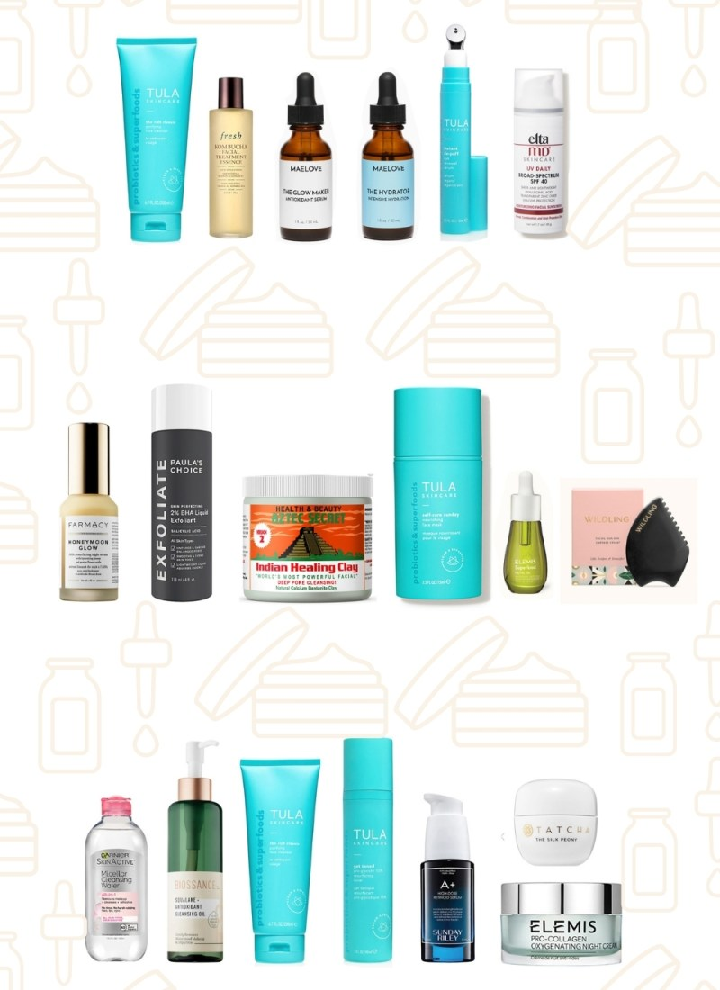 Best Skincare Products + How to Layer Them Correctly