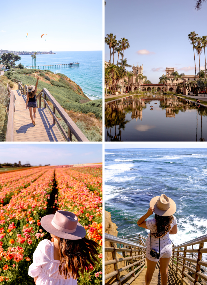 Best Photo Spots in San Diego, California